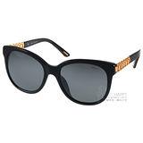 CHOPARD 太陽眼鏡 頂級奢華名媛款 (黑) #CP164G 0BLK