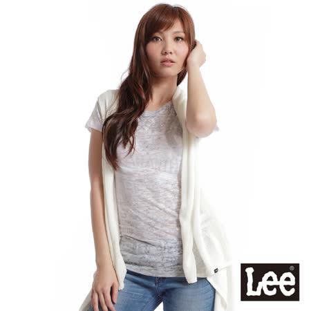 Lee 針織外套-女款(米白)