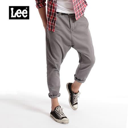 Lee 休閒褲-男款(灰色)