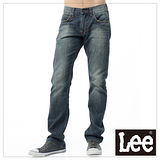 Lee 牛仔褲 728 低腰標準直筒-男款(二手藍)