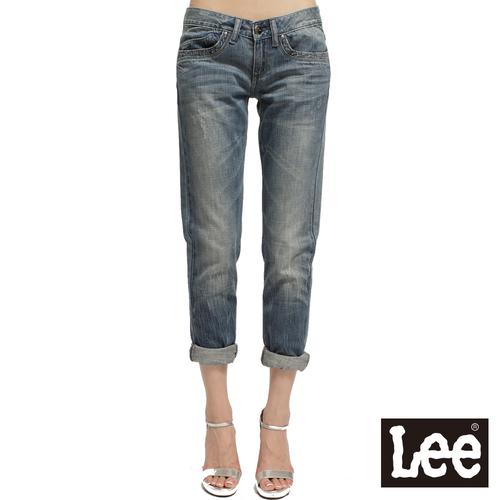 Lee Helena 403 合身窄管牛仔褲 ~女款 中淺藍