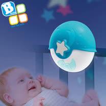 英國《Bkids》寶寶安眠投射燈