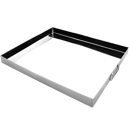 《IBILI》Clasica側環不鏽鋼烤盤(長36.5cm)