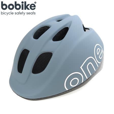 荷蘭Bobike ONE 兒童用安全帽/歐洲製 XS(46-53cm)-Urban Grey灰