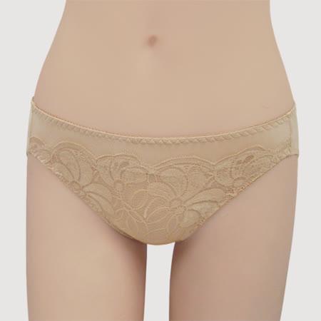 【曼黛瑪璉】包覆提托經典  低腰三角內褲(渡假膚)