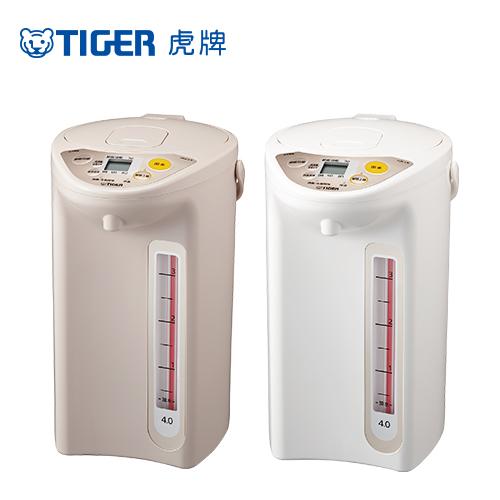 (日本製)TIGER虎牌4.0L微電腦電熱水瓶(PDR-S40R)