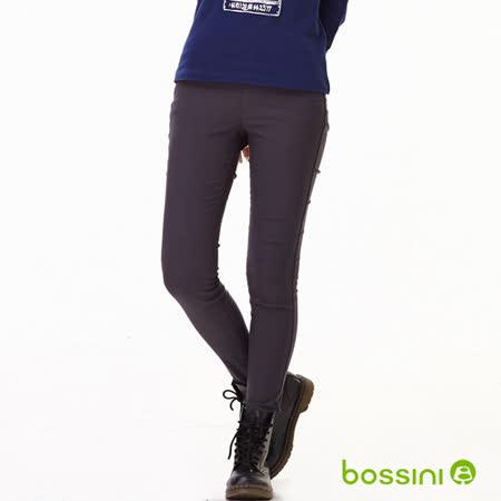 bossini女裝-超彈窄管褲07岩石色