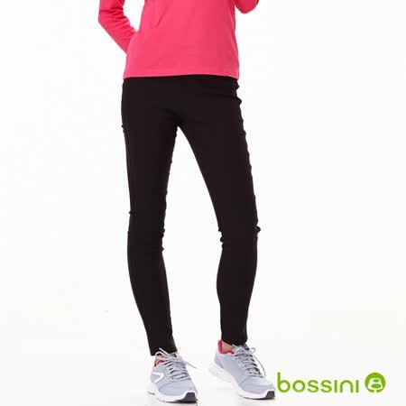 bossini女裝-超彈窄管褲07黑