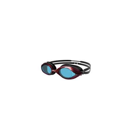 SABLE 101T競賽型平光-游泳 競泳 蛙鏡 紅 F