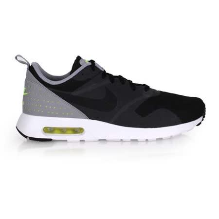 (男) NIKE AIR MAX TAVAS 運動休閒鞋 - 氣墊 慢跑鞋 黑白螢光綠