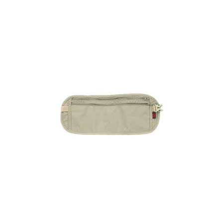 NatureHike 貼身隱形腰包-旅行 護照袋 防扒錢包 隱形腰包 隨身暗袋 卡其 F