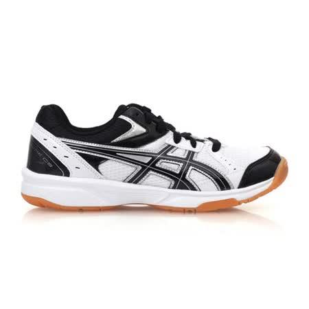 (男女) ASICS RIVRE CS 排球鞋- 羽球鞋 亞瑟士 黑白
