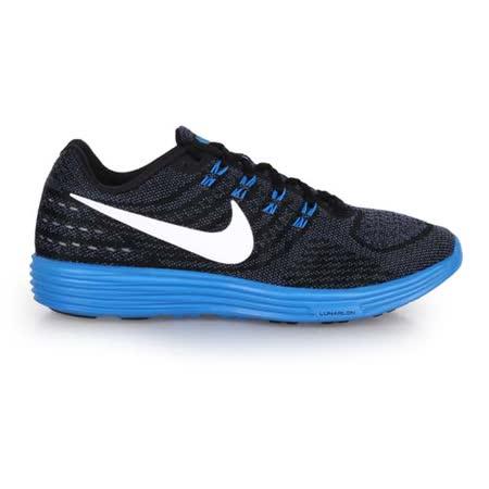 (男) NIKE LUNARTEMPO 2 慢跑鞋- 路跑 黑寶藍
