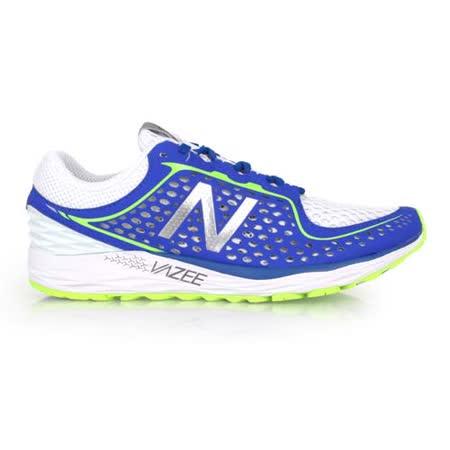 (男) NEWBALANCE 2E VAZEE BREATHE 慢跑鞋 - NB 藍綠白