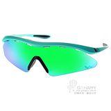 720 運動太陽眼鏡 台灣製 單車騎士必備款 (青藍) #720T337 C07