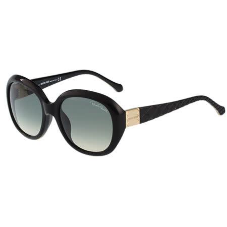 Roberto Cavalli 低調時尚太陽眼鏡(黑色)