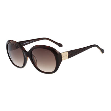 Roberto Cavalli 低調時尚 太陽眼鏡(琥珀色)