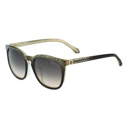 Roberto Cavalli 奢華造型 太陽眼鏡(豹紋色)