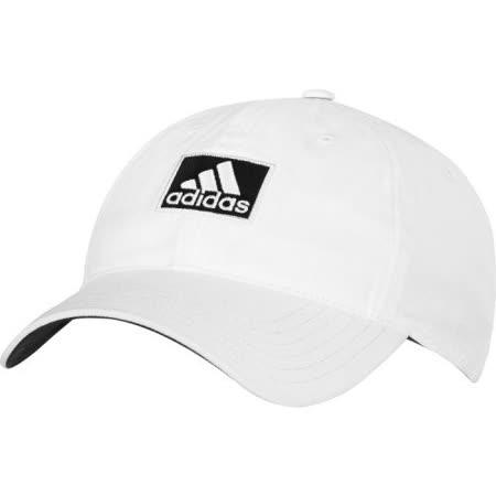 【Adidas】2016男時尚全棉高爾夫球白色帽子【預購】