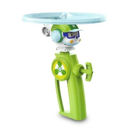 《 POLI 波力 》赫利飛行玩具