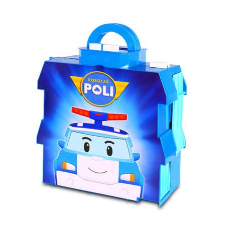 《 POLI 波力 》波力變形總部 - 行動收納盒