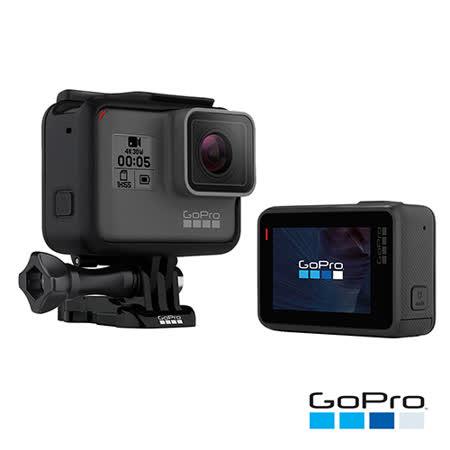 【GoPro】HERO5 Black 運動攝影機(忠欣公司貨)