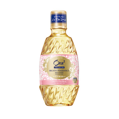 Ora2 極緻香水漱口水360ml-玫瑰果香