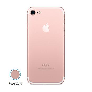 APPLE iPhone 7 _4.7吋_32G- 送9H玻璃保貼+空壓防摔殼+傳輸線保護套
