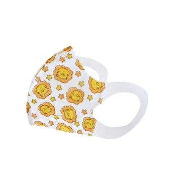 小獅王辛巴 兒童3D立體造型口罩(5枚) S9525