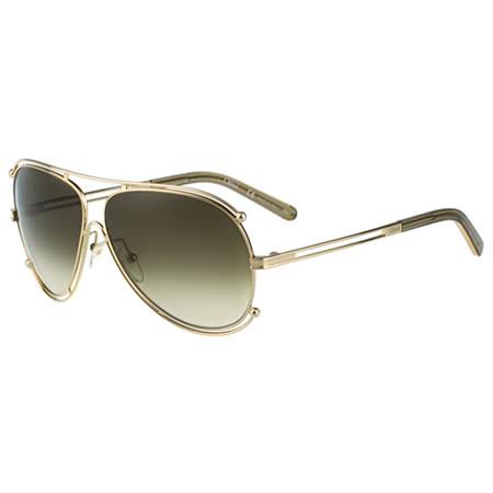 【真心勸敗】gohappy快樂購物網CHLOE太陽眼鏡 廣告款(金色)CE121S心得新竹 sogo 百貨 公司