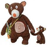 法國ebulobo伍德爸爸和小熊寶寶