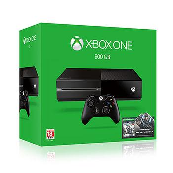 預購 Xbox One 500G單機版戰爭機器4同捆組