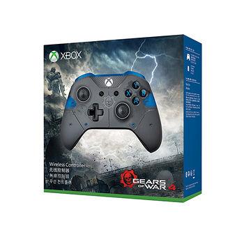預購 Xbox One戰爭機器4限量版藍無線控制器