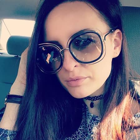 【真心勸敗】gohappy 購物網CHLOE太陽眼鏡 (金色+深藍)CE123S-731評價怎樣最 便宜 網 路 量販 店