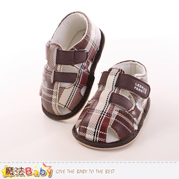 魔法Baby  寶寶鞋 嬰幼兒外出鞋 sh9824