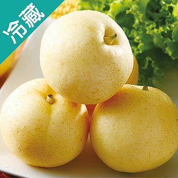 台灣新世紀梨4入/2盒(1.1Kg±10%/盒)