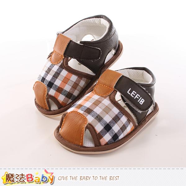 魔法Baby  寶寶鞋 嬰幼兒外出鞋 sh9826