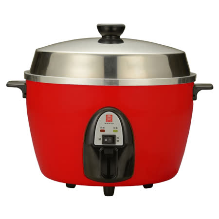 【南亞牌】15人份不鏽鋼電鍋(紅色) EC-215