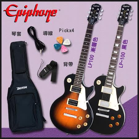 ★2016團購方案★EPIPHONE 嚴選 LP100 電吉他