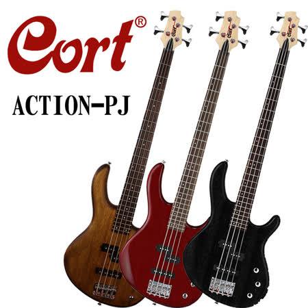 ★Cort★Action PJ電貝斯(三色任選) 限量