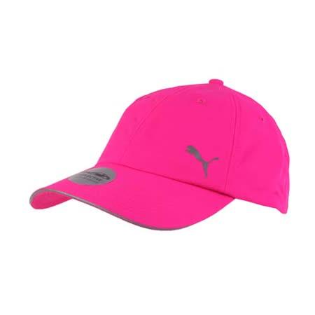 PUMA DRYCELL 慢跑系列棒球帽 -路跑 帽子 運動帽 鴨舌帽 防曬 螢光粉 F