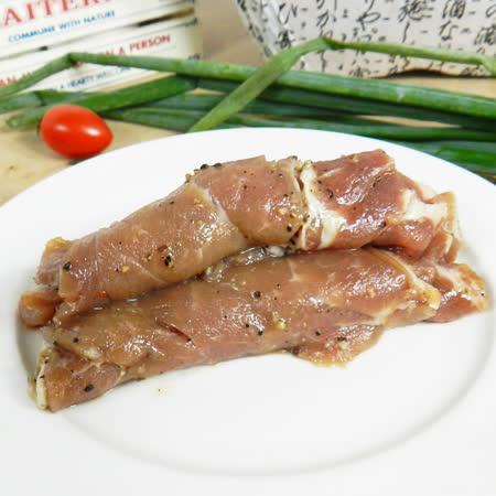 【好神】八+醬黑胡椒豬肉片單盒組(240g±10%/盒,約4-5片/盒)任選