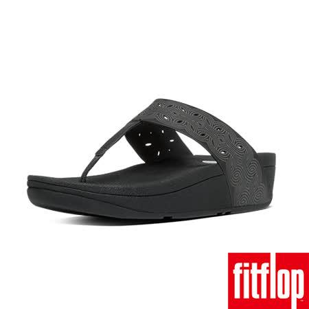FitFlop™- (女款)BAHIA™-靚黑
