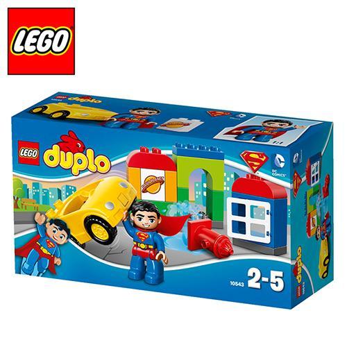 LEGO 得寶系列 L10543 Superman Rescue