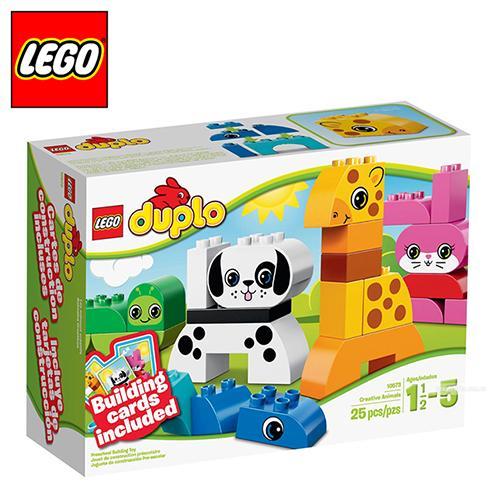 LEGO 得寶系列 L10573 動物套裝
