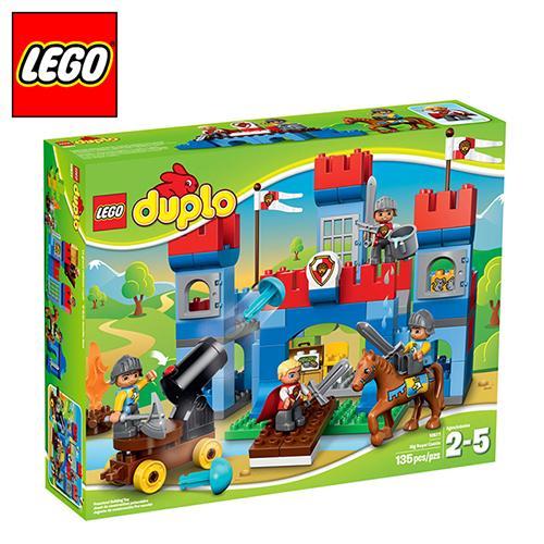 LEGO 得寶系列 L10577 大皇家城堡