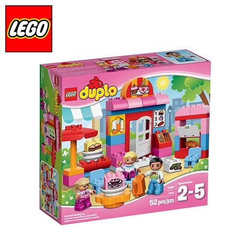 LEGO 得寶系列 L10587 咖啡廳