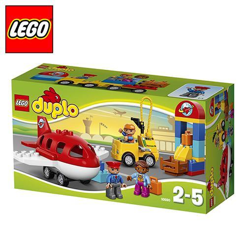 LEGO 得寶系列 L10590 機場