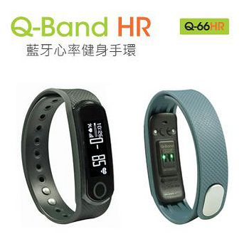 i-gotU Q-Band Q-66HR 藍牙心率智慧健身手環 .