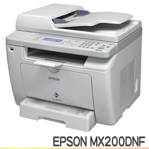 EPSON AL~MX200DNF 黑白LED傳真複合機